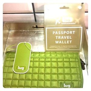 LUG Travel Wallet